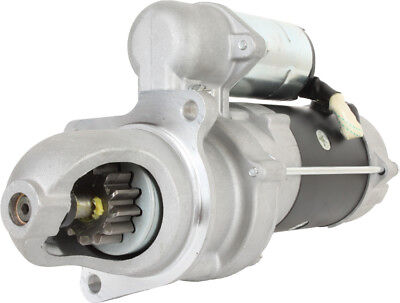 New Starter Fits Lister-petter Heavy Duty Diesel Engines 1990-2003 0-61000-0150