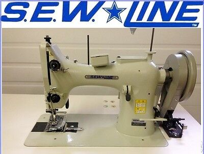 Sewline Sl-6k132 Extra Heavy Duty Walking Foot New Industrial Sewing Machine
