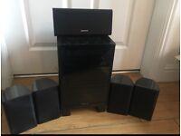 Onkyo 5.1 surround sound system