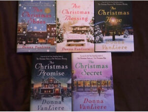 Donna VanLiere Hardcover Christmas Books