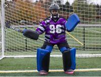 ISO Female Field Hockey Goalie