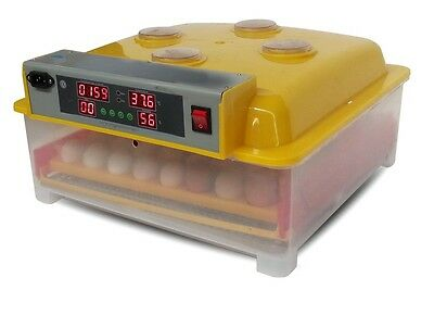36 Eggs Automatic Incubator Hatching Poultry Chicken +Alarm Function 220V Y
