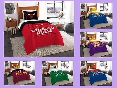 nba licensed 2 piece twin comforter