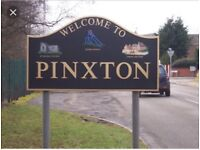 ‼️WANTED ‼️Looking for a 2/3 bedroom house to rent in Pinxton or South Normanton