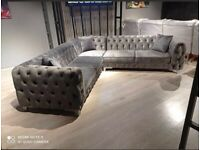 Chesterfield stunning sofas 🔥 brand new 🔥 delivery available all over UK 🇬🇧