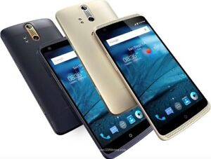 Cell phone(Locked to Fido) ZTE Axon A1R