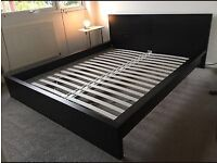 IKEA King size bed & mattress