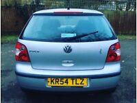 Polo 10 month mot 1.2 54 plate good runner
