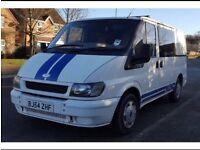 Ford transit 85 t280 campervan