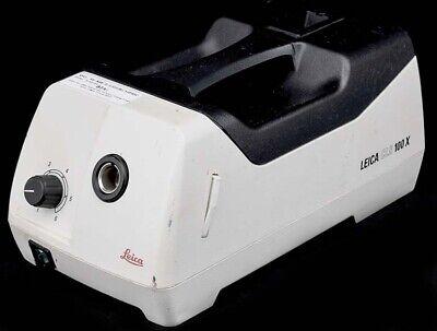 Leica Cls 100x Industrial Portable Analog Fiber Optic Light Source Parts