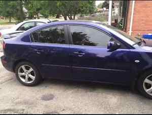 2006 Mazda 3 - reduced price OBO Kitchener / Waterloo Kitchener Area image 8