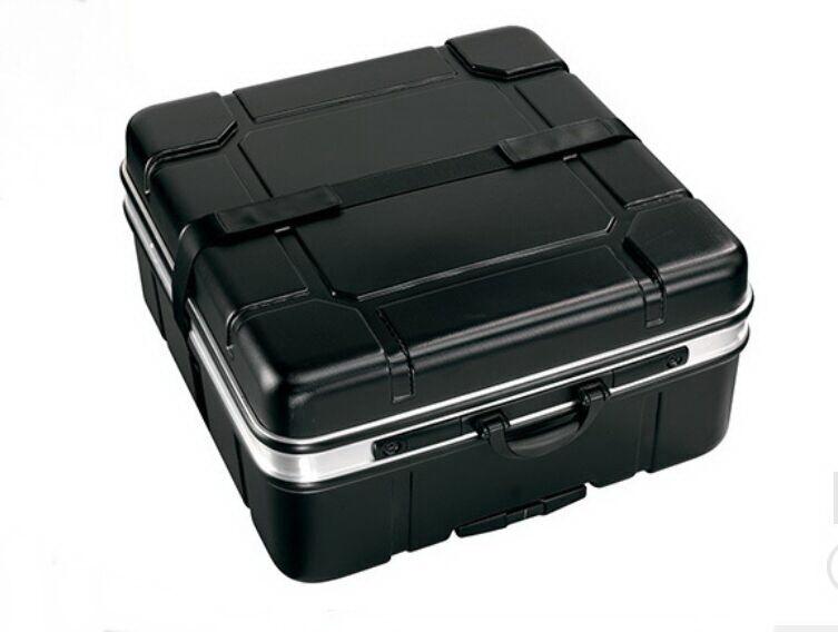 B&W ABS Folding Bicycle Bag Bike Travel Hard Luggage Case Transport for BROMPTON