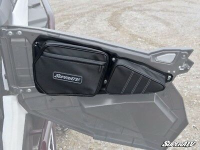 S SuperATV Driver Side Door Bag for  Polaris RZR 900 4 1000 XP Turbo