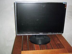 Monitor and Keyboard