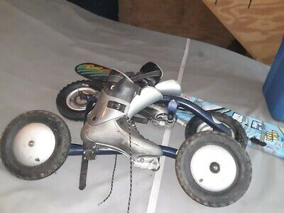off road in line skates size 9ish