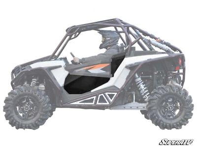 SuperATV Aluminum Lower Door Inserts for Polaris RZR XP 1000 (2014+) - Pair