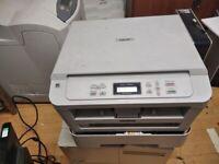 DCP-7055w Wireless Brother Printer & Photocopier