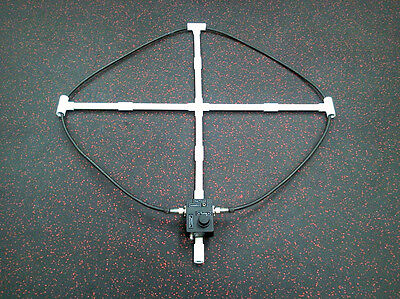 SALE!! High Performance HF EMCOMM/Ham/SWL 3-15mhz 80-20m Magnetic Loop Antenna