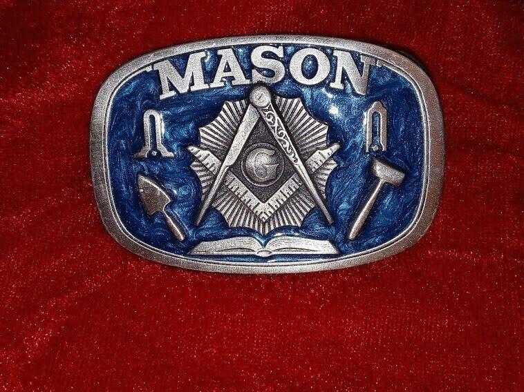 Masonic Belt BuckleVintage Rare