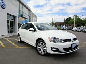 2017 Volkswagen Golf 5-Dr 1.8T Comfortline 6sp at w/Tip