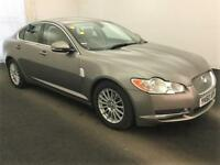 2010 Jaguar XF 3.0 V6 Luxury 4dr Petrol grey Automatic