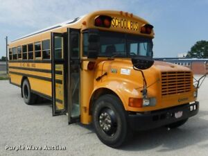 WANTED: International School Bus