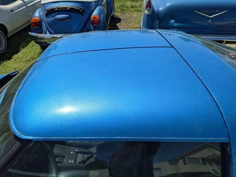 1980 Blue Chevrolet Corvette Coupe  | C3 Corvette Photo 7