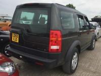 2005 Land Rover Discovery 2.7 TD V6 S 5dr Diesel green Automatic
