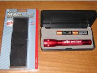 Cargill Maglite torch present gift