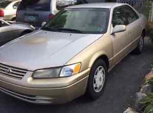 1997 Toyota Camry Sedan (Winter Tires on Rims Included)