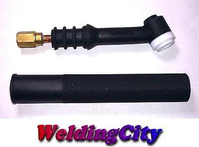 TIG Welding Torch Head Body 9F Flex Air-Cool 125A WP-9F   US Seller Fast - Cooled Torch Body