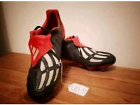 - SOLD -RARE ADIDAS PREDATOR MANIA X-TRX SG FOOTBALL BOOTS