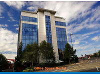 ** EXCHANGE QUAY - SALFORD (M5) Office Space to Let in Manchester