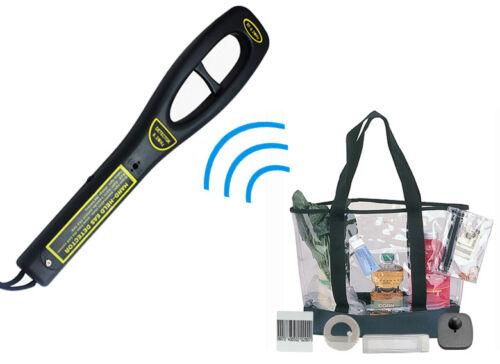 RF EAS HAND-HELD DETECTOR SECURITY ALARM LABEL HARD TAG