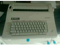 Electronic Typewriter (Portable)