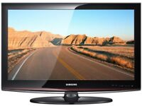 """Samsung 32"""" inch HD LCD TV with Freeview Built in, 3 x HDMI not 28, 37 39. May Deliver Locally"""
