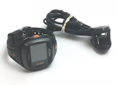 Timex IronMan Triathlon M255 - GPS Run Trainer Wrist Watch With Charger