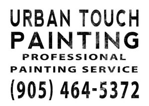 Professional painter offer top notch painting service!