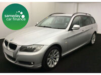 £164.15 PER MONTH 2009 BMW 318D 2.0 SE TOURING ESTATE MANUAL DIESEL