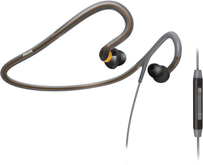 Philips SHQ4007 Neckband Sports Headphones