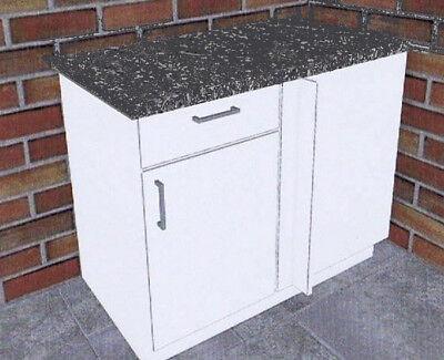 eckunterschrank gebraucht kaufen nur 2 st bis 75 g nstiger. Black Bedroom Furniture Sets. Home Design Ideas