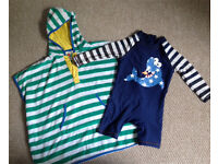 Boys swim bundle (9-18 months)
