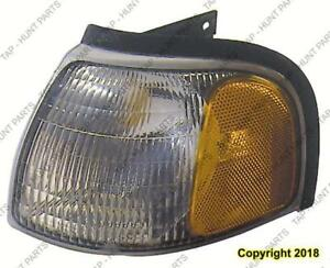 Side Marker Lamp Driver Side Mazda Pickup 1998-2000