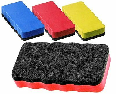 Magnetisch Whiteboard Tafelwischer Löscher Reiniger Schwamm Tafel wischen