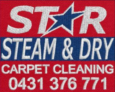 3 ROOMS $60 CARPET STEAM CLEANING O431376771