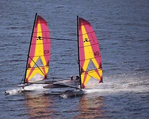 Hobie TriFoiler–World's Fastest Production Sailboat. New Price!