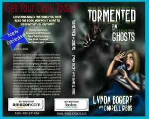 NEW BOOK - TORMENTED BY GHOSTS Peterborough Peterborough Area image 1
