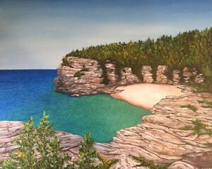 CLEARANCE up to 90% off Original NEW acrylic paintings