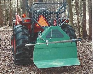 Woodland Forestry Winch