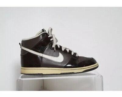 Nike Dunk High Wood grain Size 10
